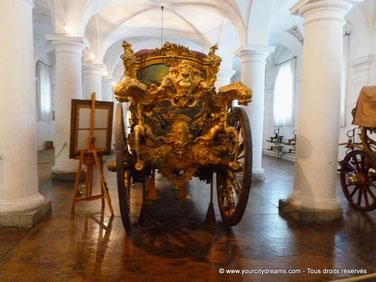 musée des carrosses Nymphenburg