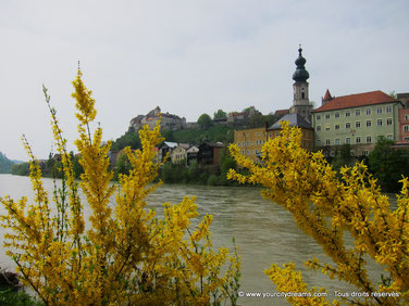 Fleuve Burghausen