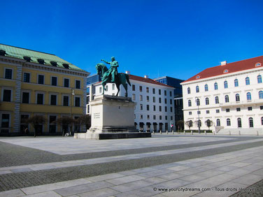 Place de Munich