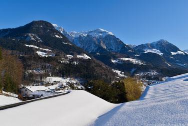 Paysage Berchtesgaden