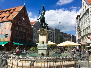 visiter Augsbourg