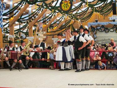 Danse traditionnelle Munich