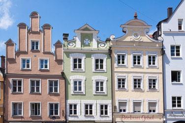 vieille ville de Landshut
