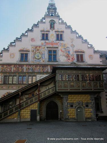 hotel de ville Lindau