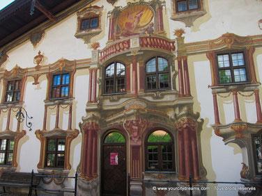 Ancien hotel de ville