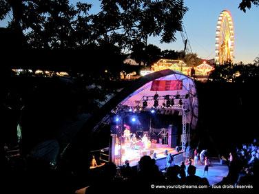 Theatron concerts