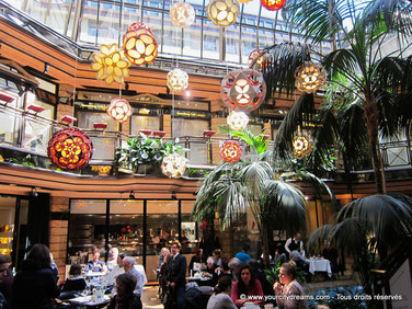 Tourisme - Café Luitpold à Munich
