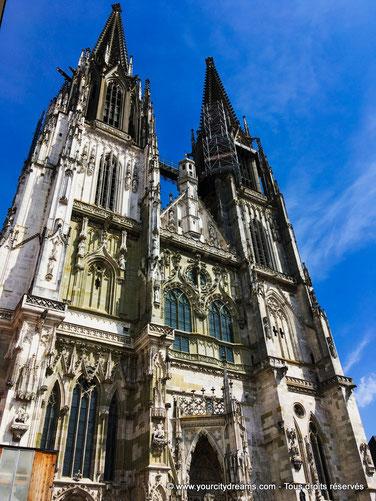 cathédrale Regensburg