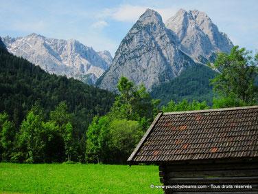 Paysage Bavière