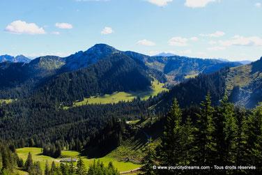 Randonnée en Bavière
