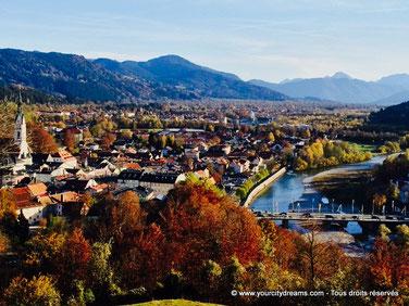 Visitez la ville de Bad Tölz.