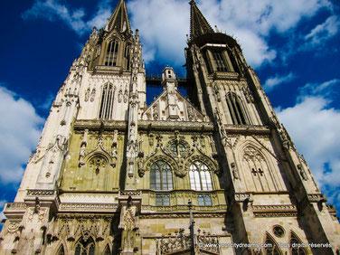 cathédrale Ratisbonne