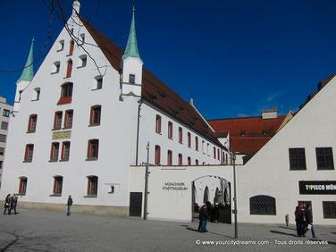 Tourisme en Bavière - Le Stadtmuseum de Munich est un musée magnifique.