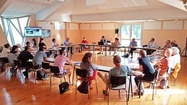 La Commission Sport, Culture et Tourisme de la Communauté de Communes des Pyrénées Audoises