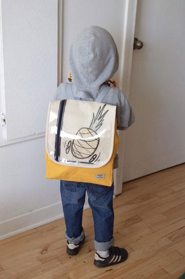 Sac à dos ananas par Shoks, cliquez sur la photo pour en savoir plus !