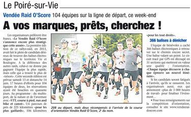 Le Journal du Pays Yonnais du 11 juin 2015