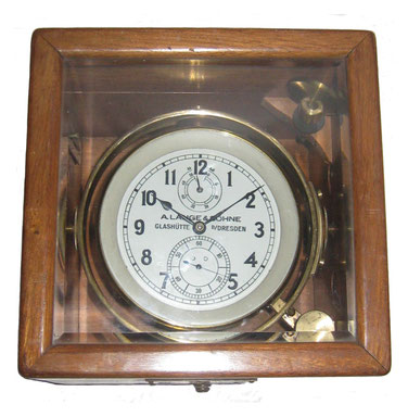 A. Lange & Söhne Einheitschronometer Kaliber 100