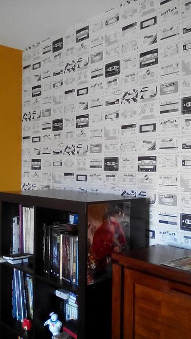 Empapelar paredes con papel pintado pintor malaga for Papel pintado malaga