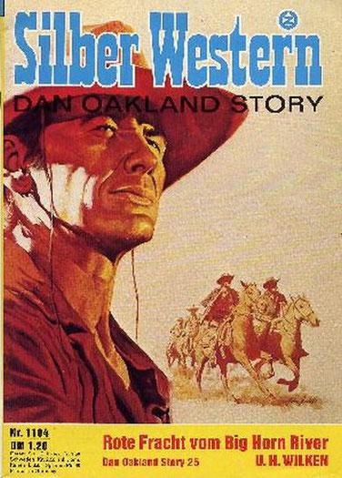 Dan Oakland Story aus Silber Western 1184