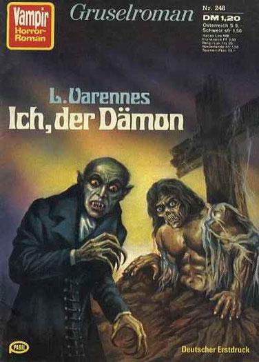 (1.Teil)Vampir Horror Roman 248