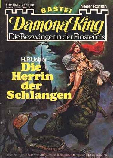 Damona King 20