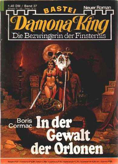 Damona King 37