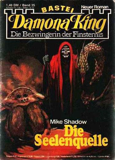 Damona King 35