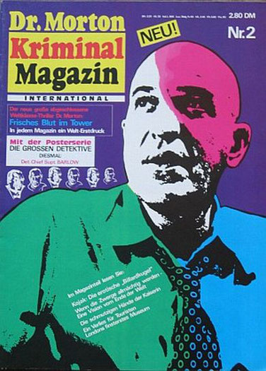 Dr.Morton Kriminal Magazin 2/76