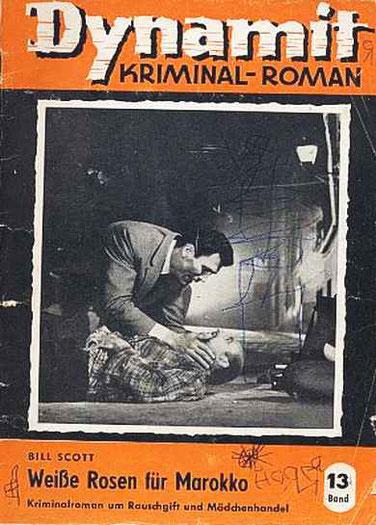 Dynamit Kriminal-Roman 13