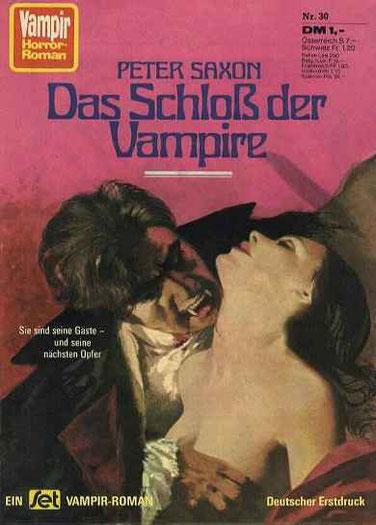 Vampir Horror Roman 30