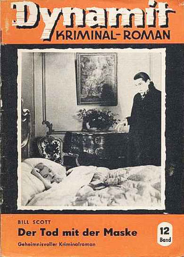 Dynamit Kriminal-Roman 12