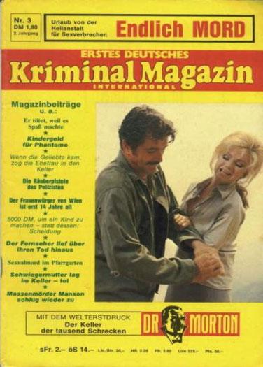 Erstes Deutsches Kriminal Magazin 3/77
