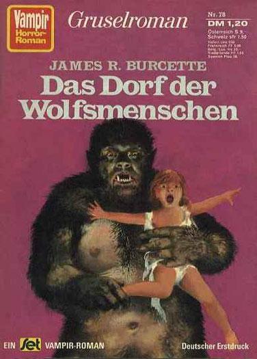 (Dick Collins 1)Vampir Horror Roman 78