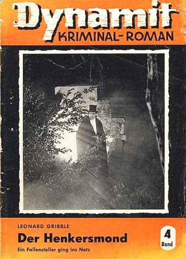 Dynamit Kriminal-Roman 4
