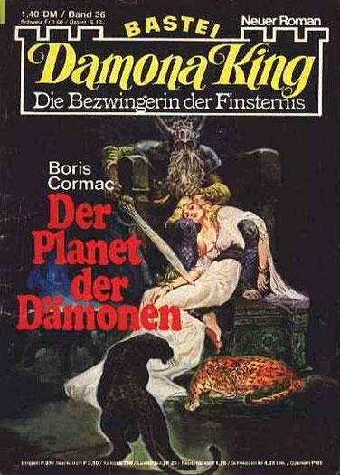 Damona King 36