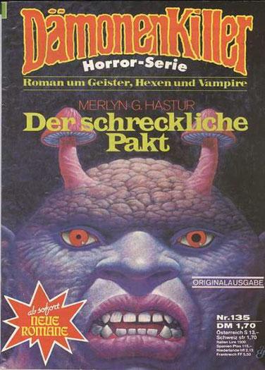 Dämonenkiller 2.Aufl.Band 135 (neuer Roman)