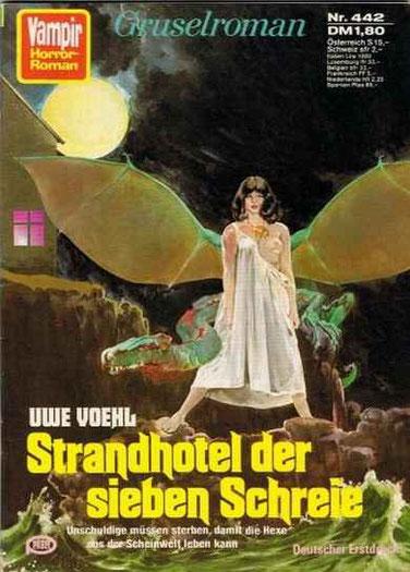 (Der Henker 3)Vampir Horror Roman 442