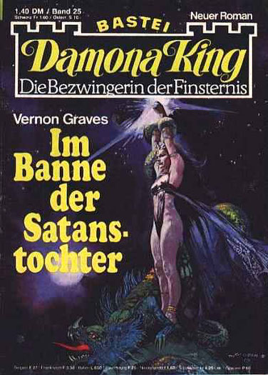 Damona King 25