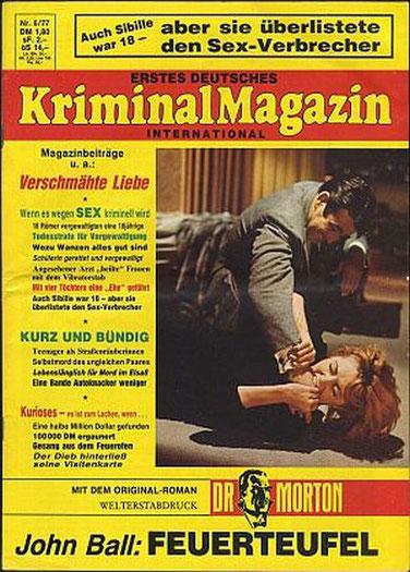 Erstes Deutsches Kriminal Magazin 6/77