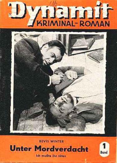 Dynamit Kriminal-Roman 1