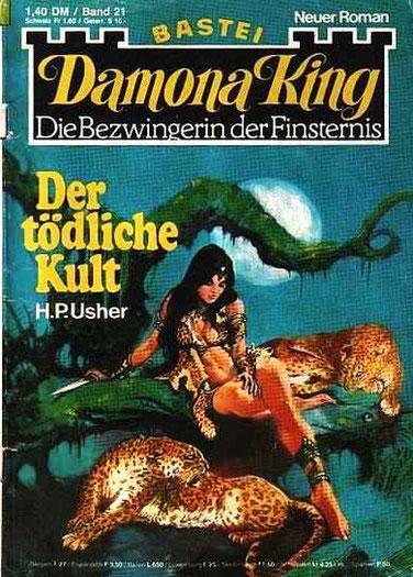 Damona King 21