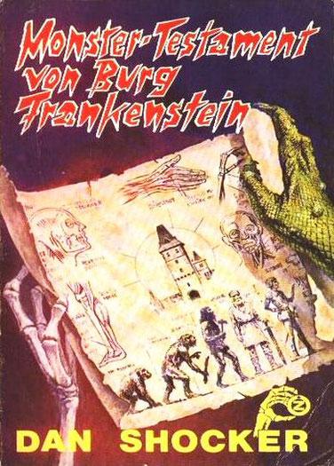 Zauberkreis TB 66 (Monster Frankenstein 2)