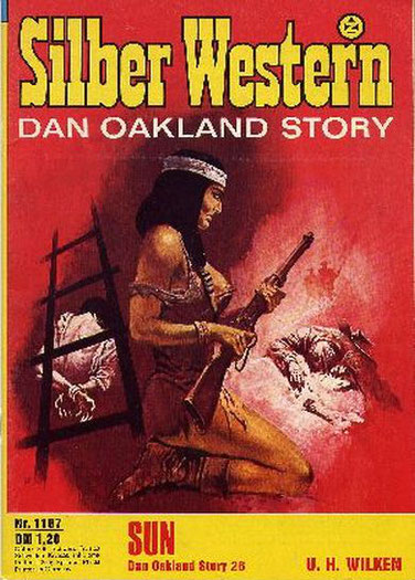 Dan Oakland Story aus Silber Western 1187