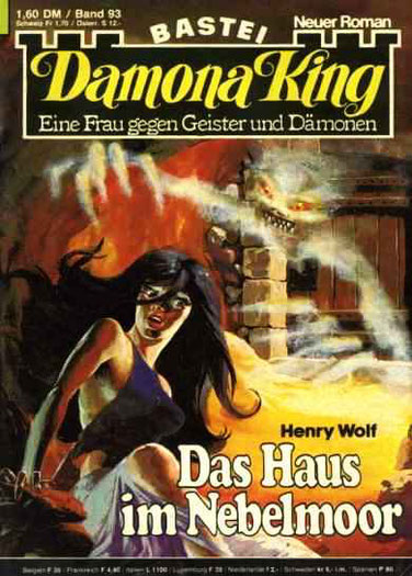 Damona King 93
