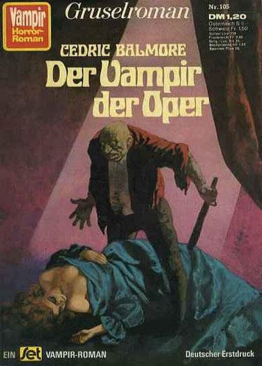 Vampir Horror Roman 105