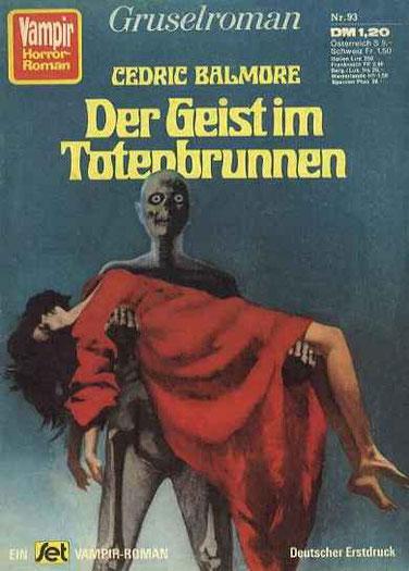 Vampir Horror Roman 93