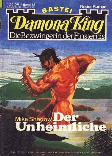 Damona King 13