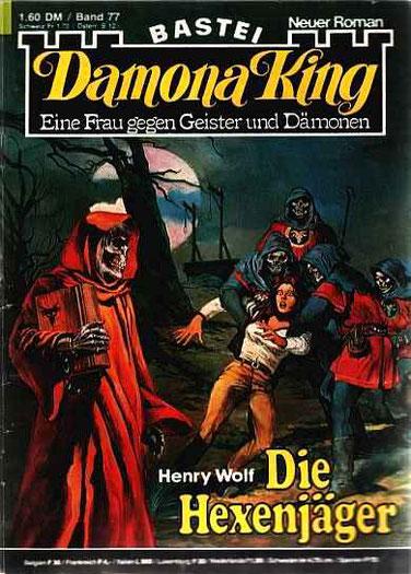 Damona King 77