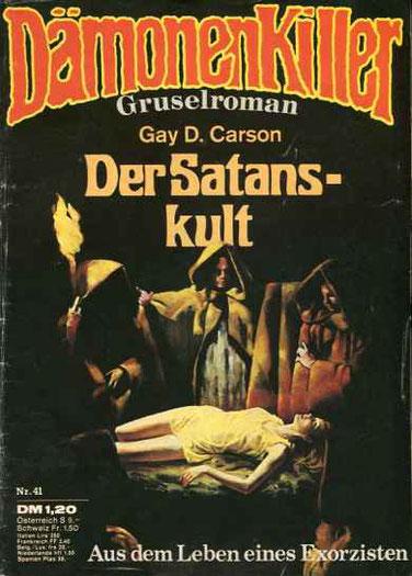Dämonenkiller 1.Aufl.Band 41
