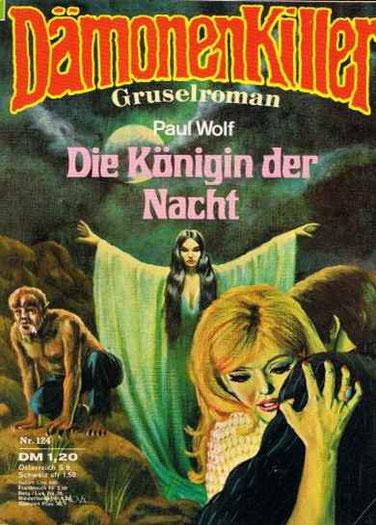 Dämonenkiller 1.Aufl.Band 124